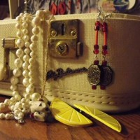 Featured Fashionable Item: Vintage Train Cases