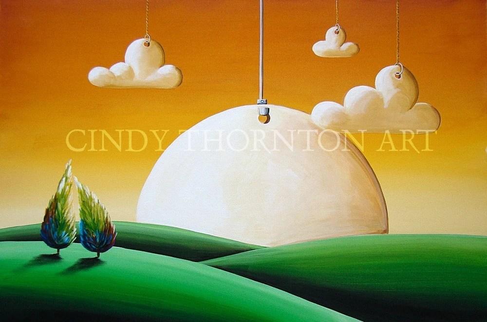 Original Painting by Cindy Thornton