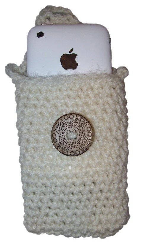 iPhone Carry Pouch Crochet Pattern