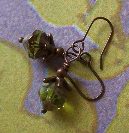 Leaf Denizen Earrings