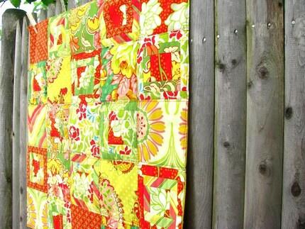 pop garden primrose quilt