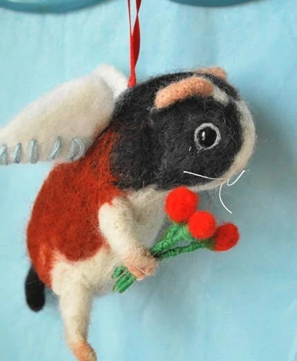 Guinea Pigs can Fly by MissBumbles