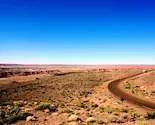 6x9 Desert Highway