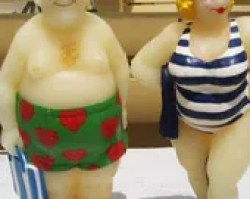 European bathing suits