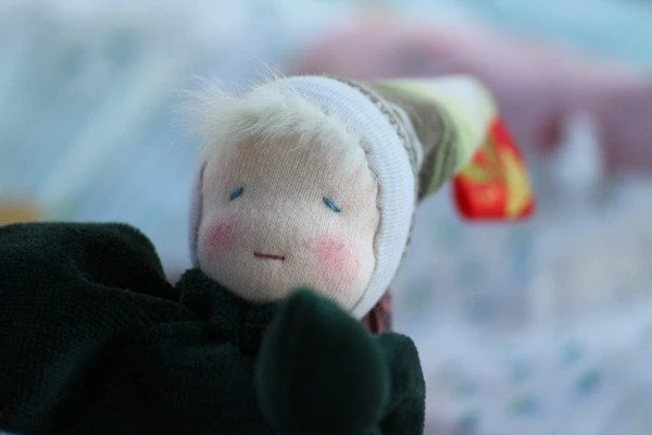 Waldorf Snuggle Babydoll