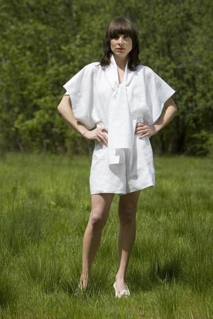 Kimono Sleeve Jumpsuit by Lizarietz
