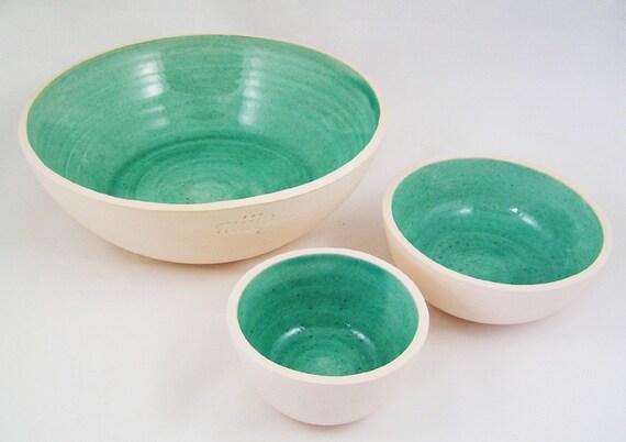 Large deep Platter, Handmade Ceramics