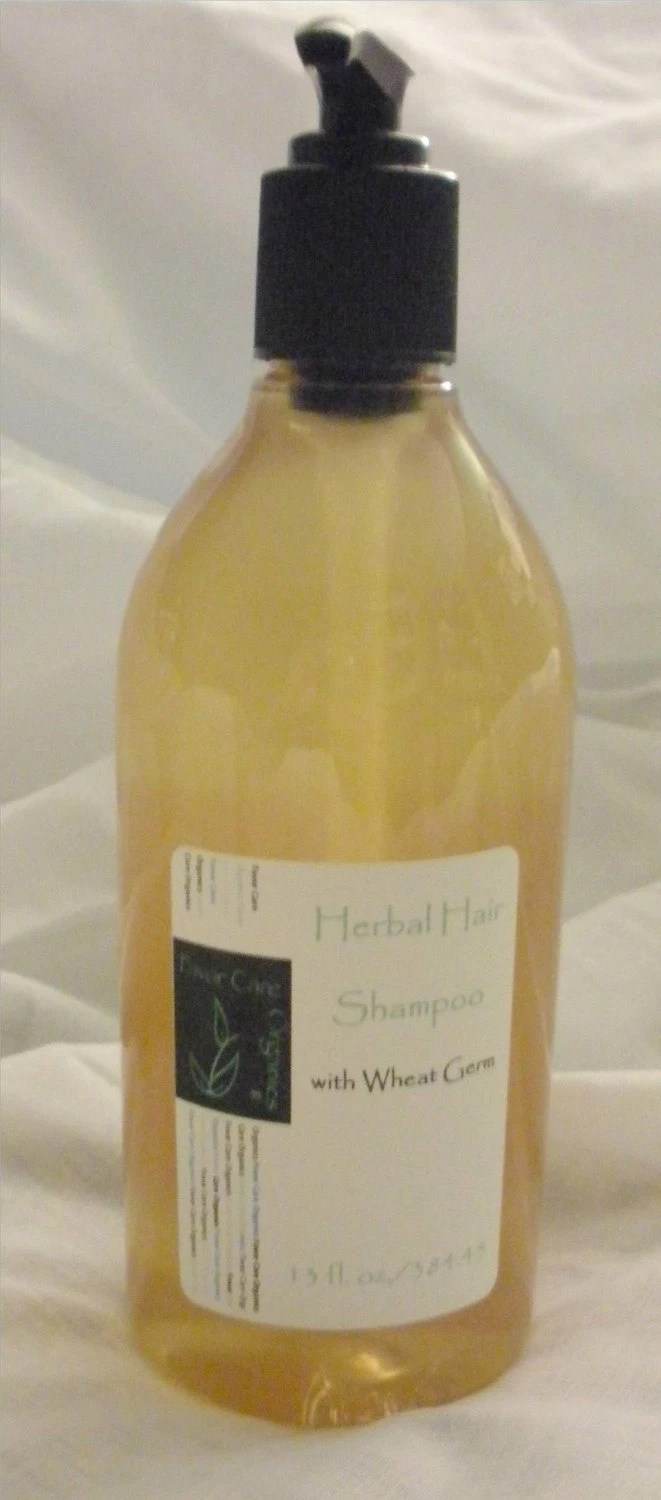 Olive Oil Shampoo/13 ounces