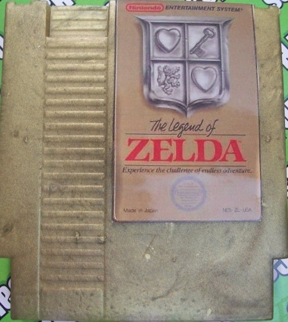 SOAP Gold cartridge parody, Mountain Dew-type scent, comes with case