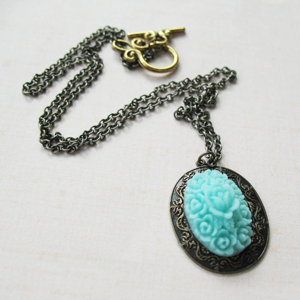 necklace jewelery turquoise Pulp Sushi