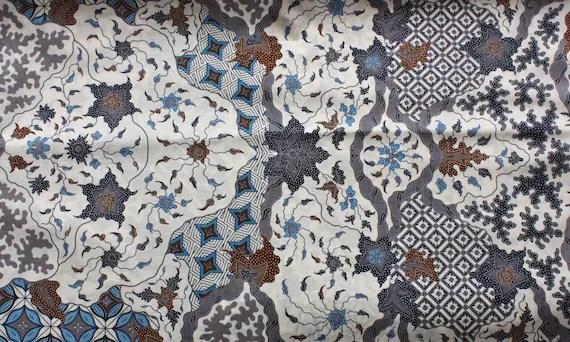 Flowing River Batik Fabric - Buy More and Save