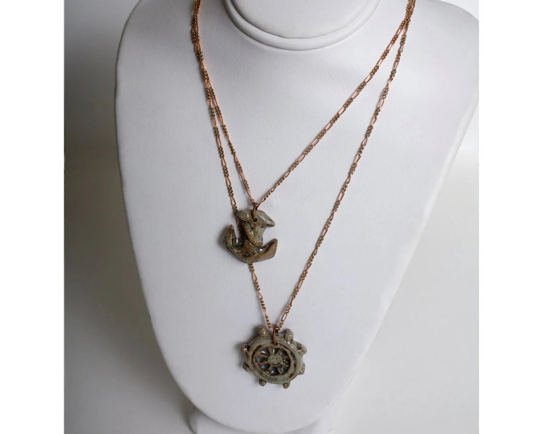 Shipwrecked Necklaces
