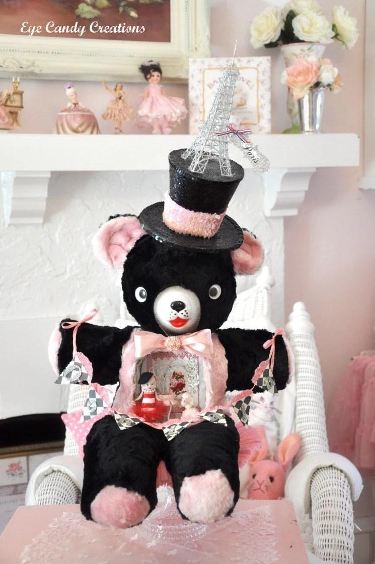 SALE - Ooh La La Parisian Bear