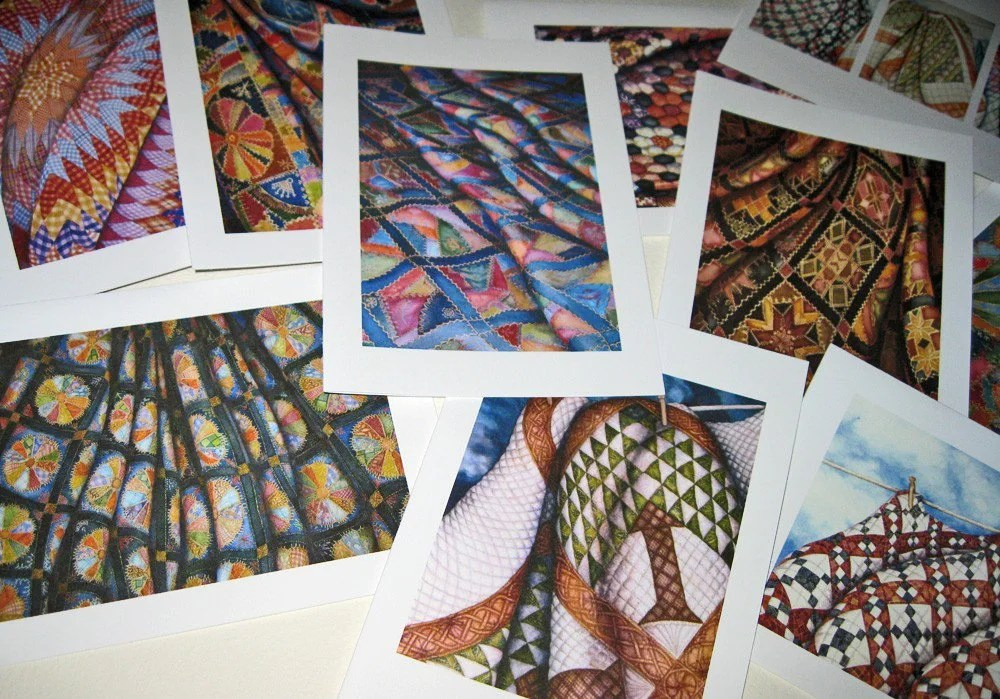 Art Cards for Hospice Care Inc. fundraiser.