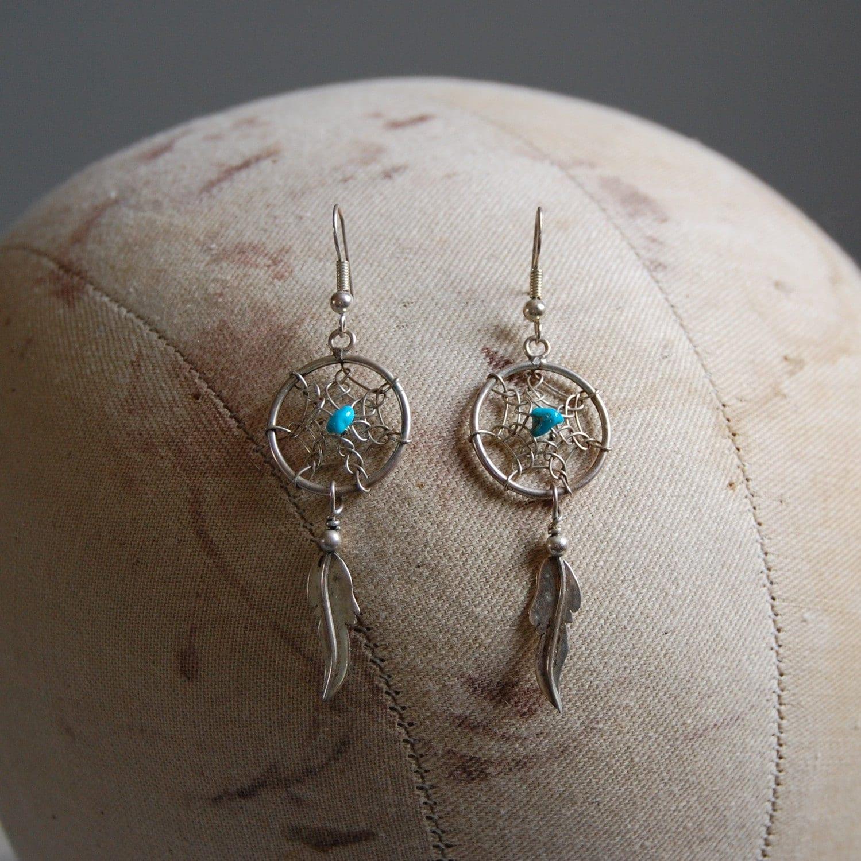 Dream Catchers Earrings