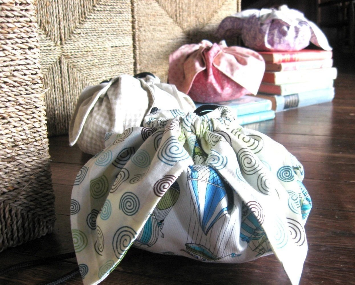 Japanese Style Lunch Bag