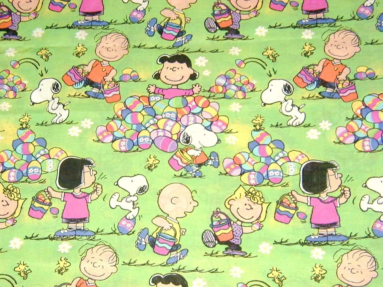 snoopy easter wallpaper - photo #10