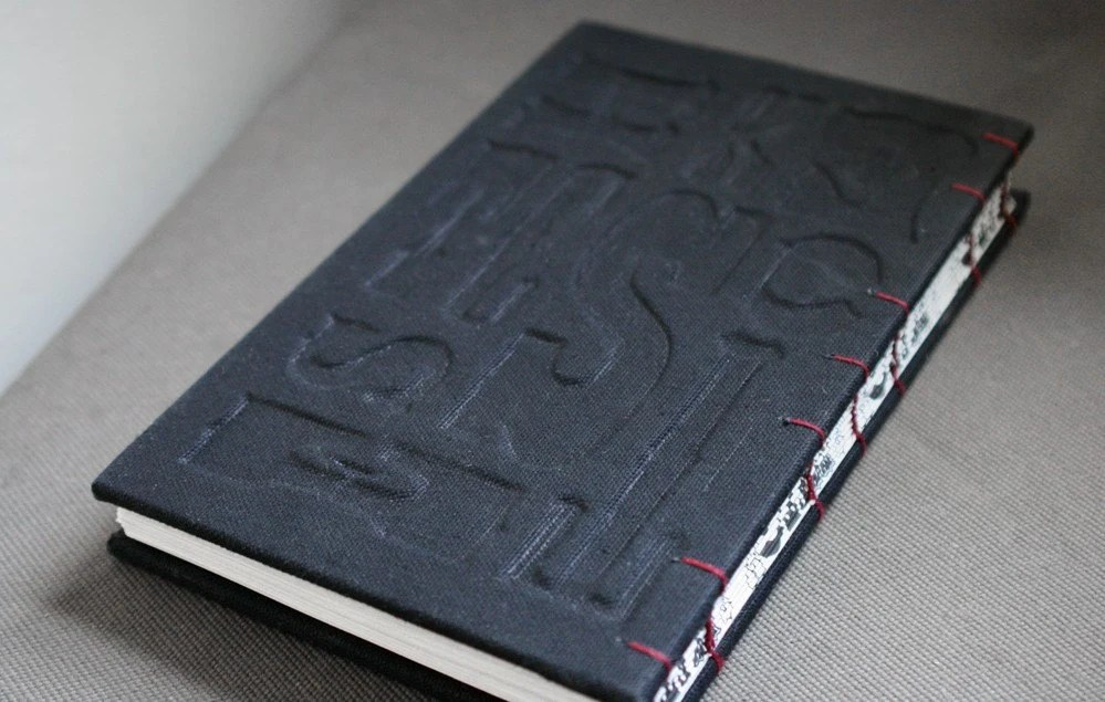 Letterpress Sketch Book