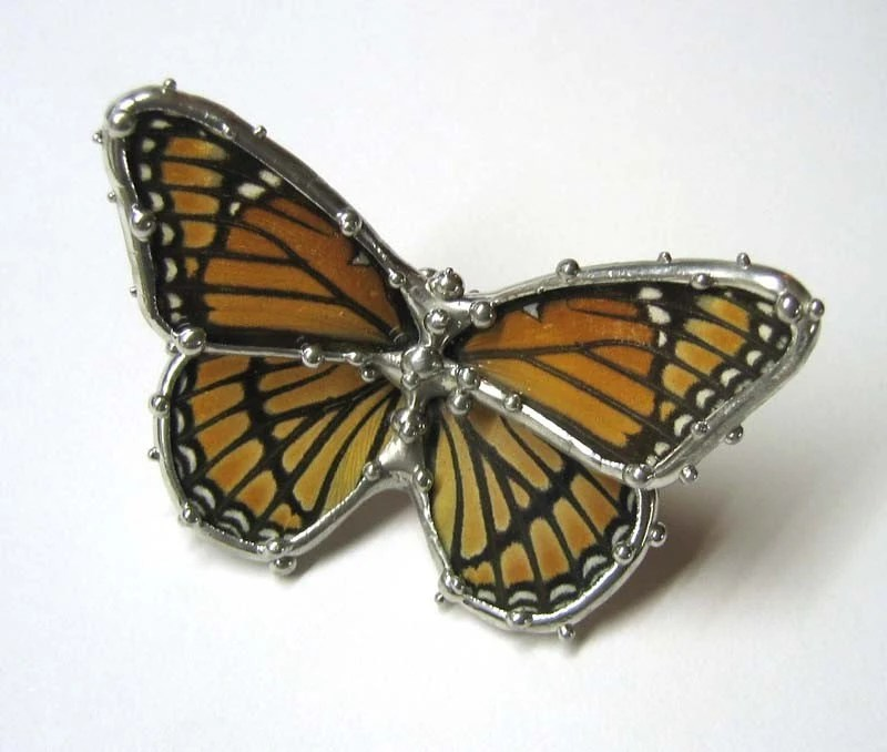 Butterfly Landing Ring