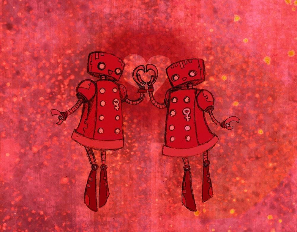 Etsy Love Card