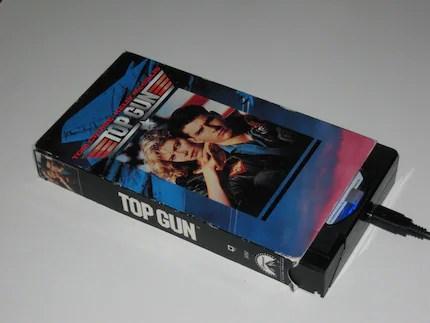 External Hard Drive VHS
