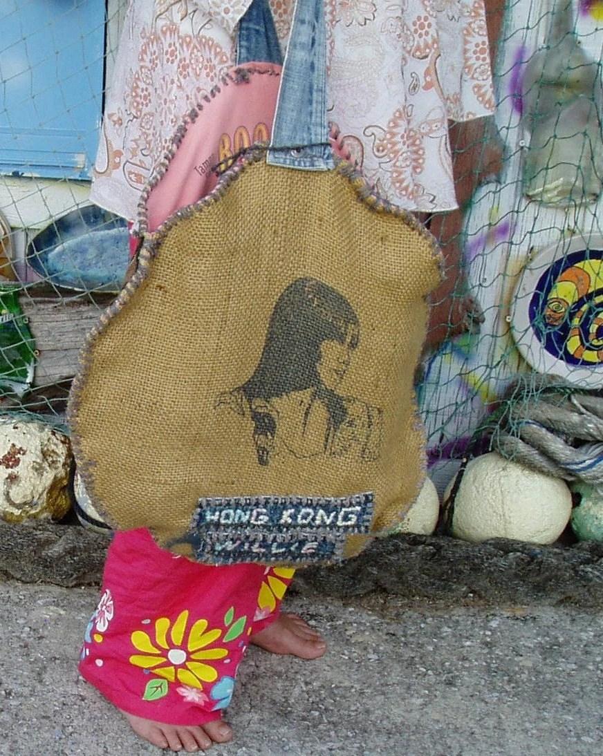 Hippie Bag - Hong Kong Willie Purse