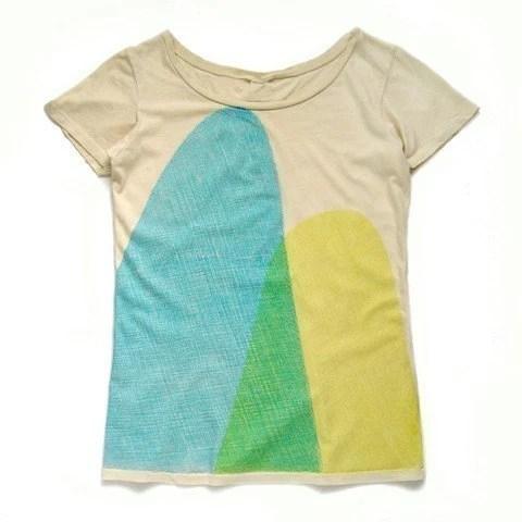Organic T-Shirt- Hills