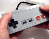 READY to SHIP for Christmas - NES Original Nintendo Controller in Mountain Dew  - vegan soap - Parody