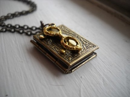 The Librarian Locket