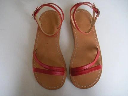 tuto sandals