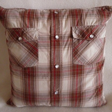 Cowpoke Pillow