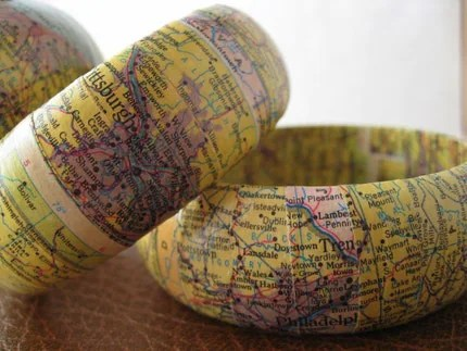 Atlas Bangle Bracelet
