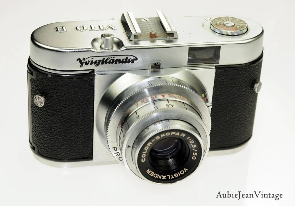 Retro - Voigtlander Vito B German 35mm Camera