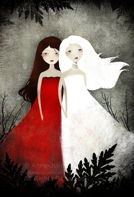 Snow White and Rose Red 9/100