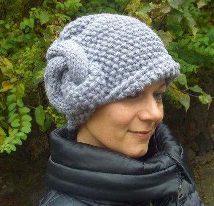 fashionable hat, indeed! $40 from iveta67