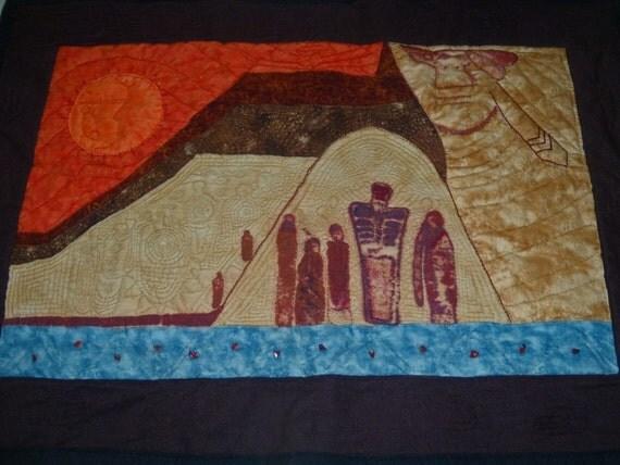 Anasazi Quilt