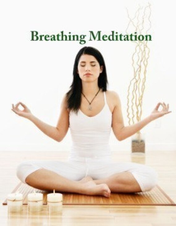 Breathing Meditation Relaxation 15 Minutes to Serenity CD or  mp3 Download