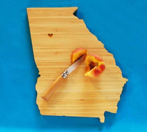 Georgia Cutting Board by AHeirloom
