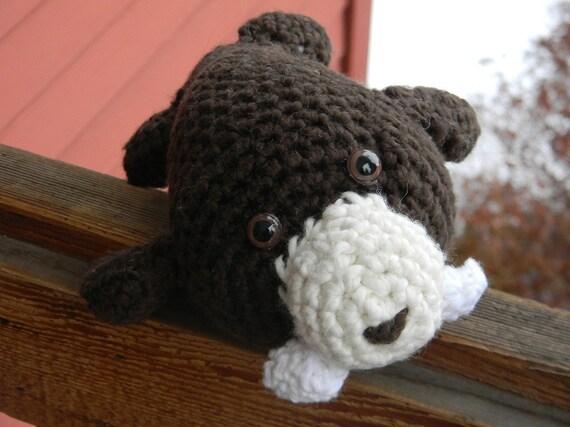 Crochet Amigurumi Walrus