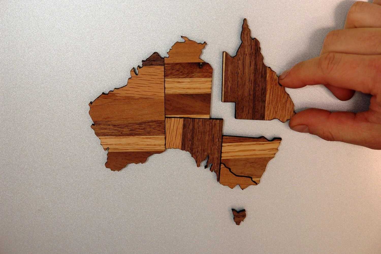 Australia Magnetic Puzzle by PipeDreams2010