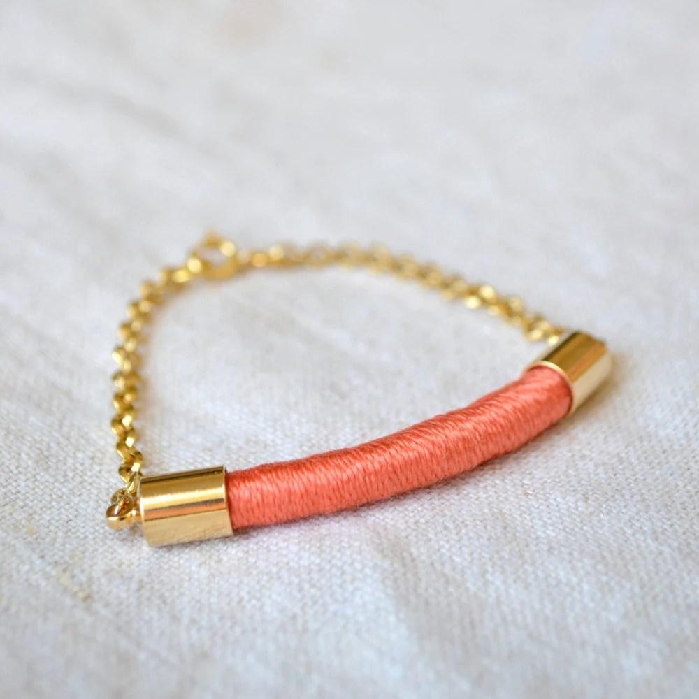 elixir rope bracelet (custom colors)