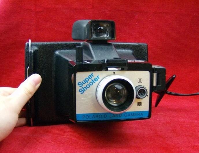 1970's Polaroid Super Shooter
