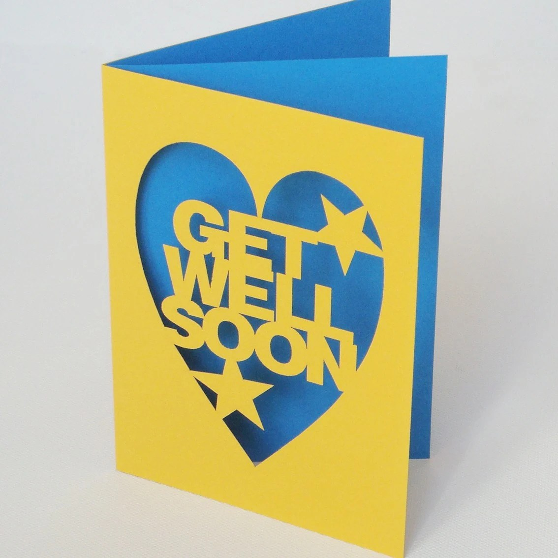 Get Well Soon by Storeyshop