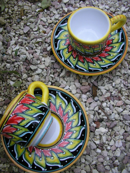 Espresso Coffee Cups by LaMiaBottega