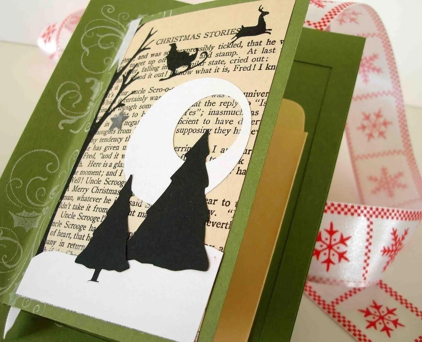 Christmas Stories Card Image