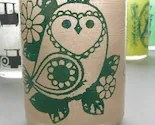 Friendly Owls Votive Holder
