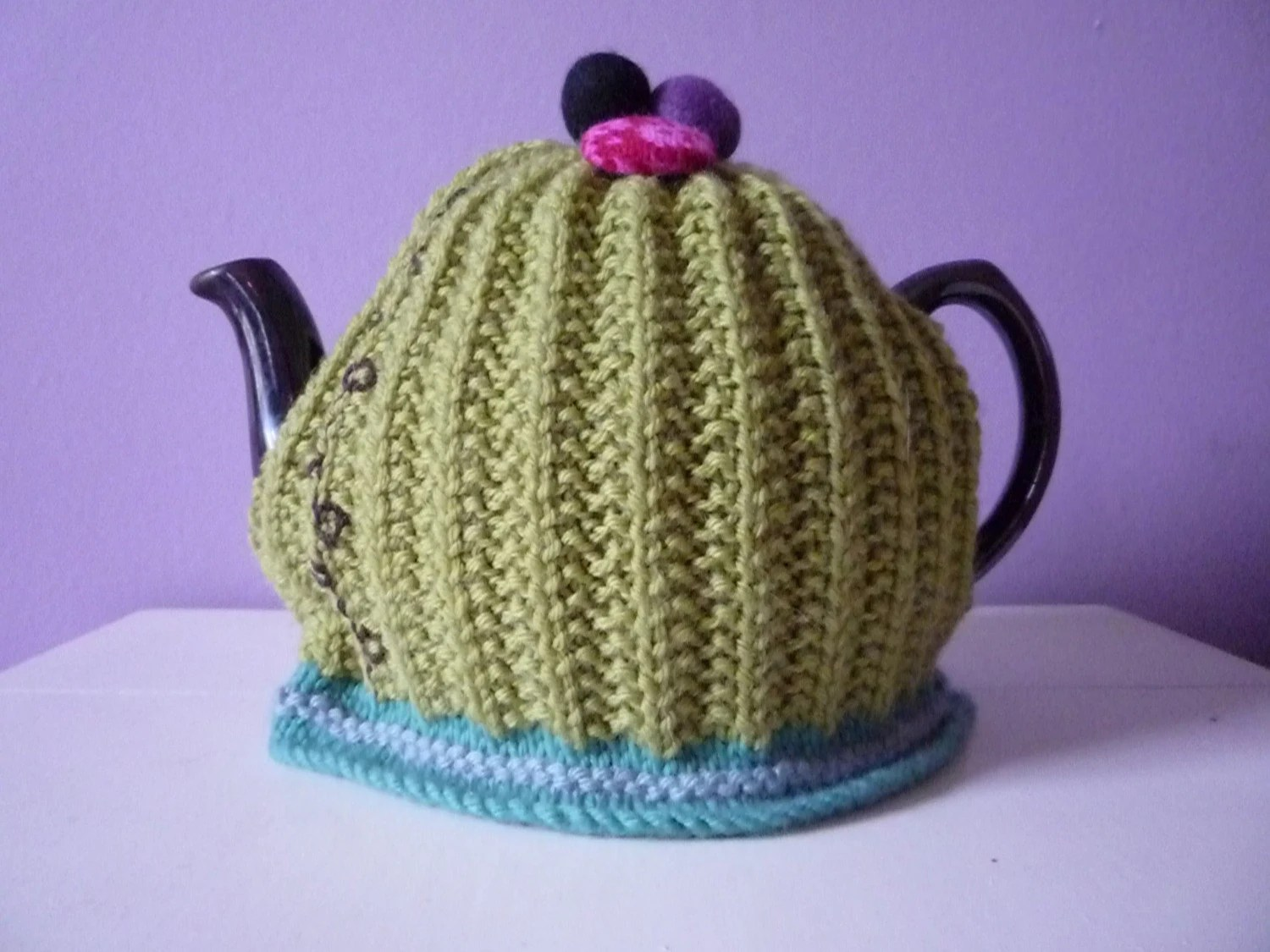Lea Lime Tea Cozy