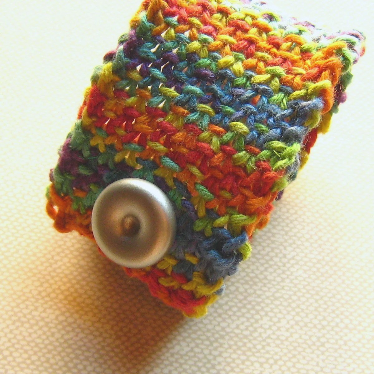 H E M P colorful cuff