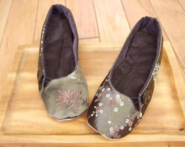 Size 9 - Kimiko Flat