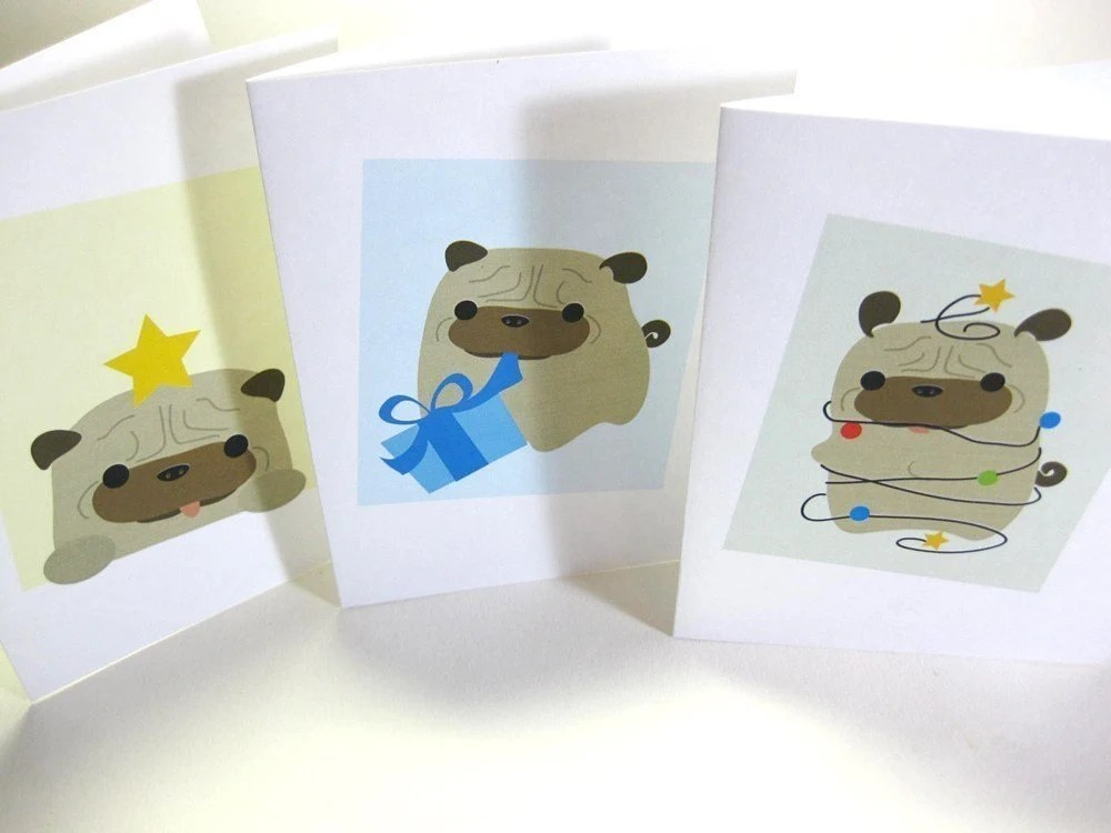 Ball-Z Greeting Cards